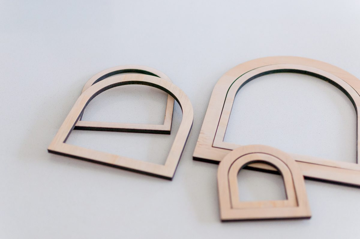 Wooden Needlework Embroidery Frames